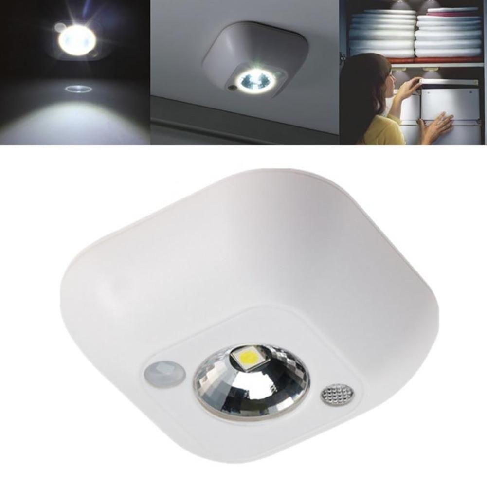 Led Sensor Night Light Dual Induction Ritavitastore Luces De La Noche Led Luz Led