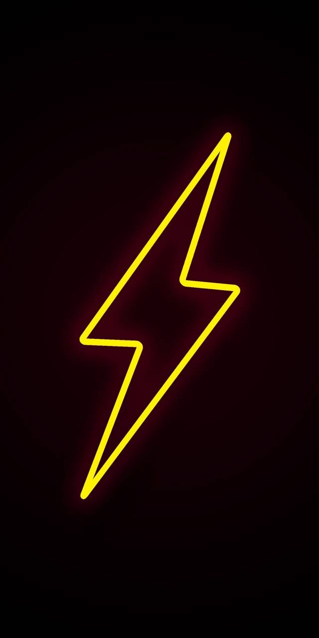 Lightning In 2019 Iphone Wallpaper Vsco Neon Wallpaper