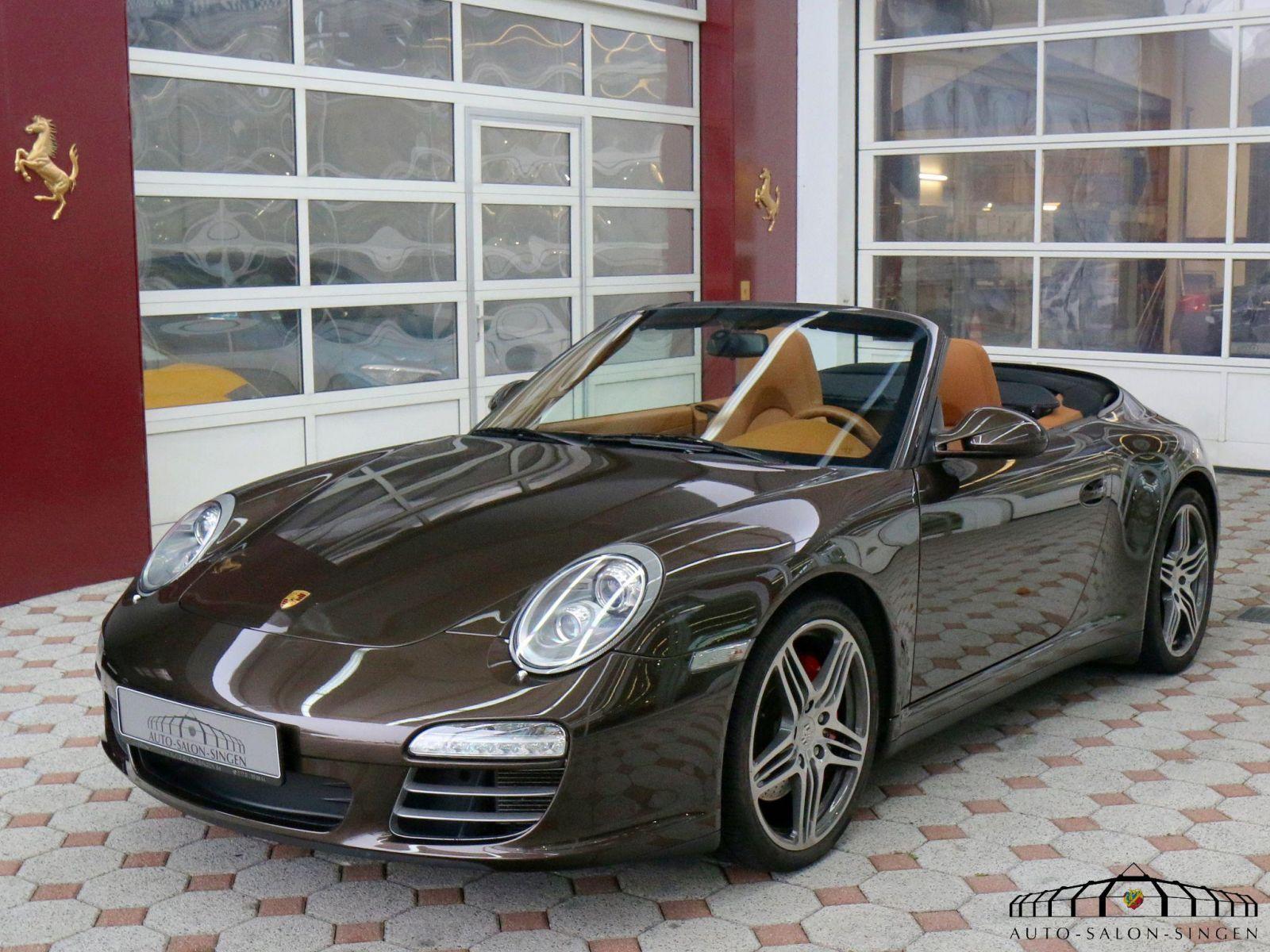Porsche 997 Carrera 4s Cabrio Convertible Auto Salon Singen Porsche Porsche 911 Carrera Porsche 911