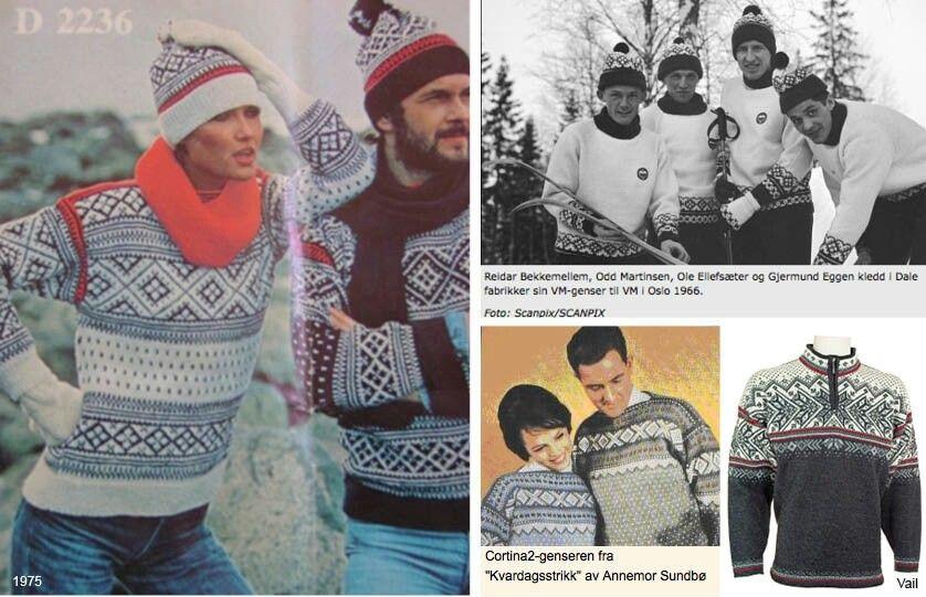 VM genser 1999 | Genser, Gensere, Strikk