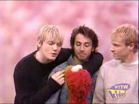 Backstreet Boys - One Small Voice -Sesame Street