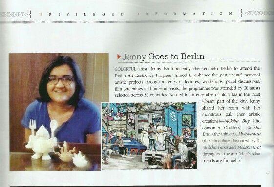 #BerlinResidncy #SocietyMagazine #DecemberIssue