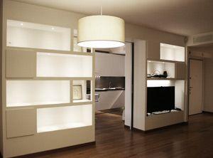 Parete divisoria soggiorno foto pareti soggiorno for Parete soggiorno cartongesso