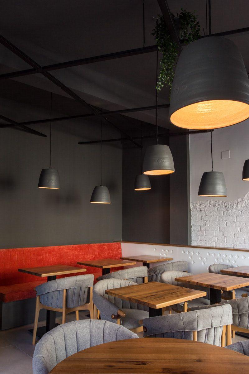 Cozy Modern Coffee Shop In Oradea Romania Modern Coffee Shop Cozy Cafe Interior Coffee Shops Interior