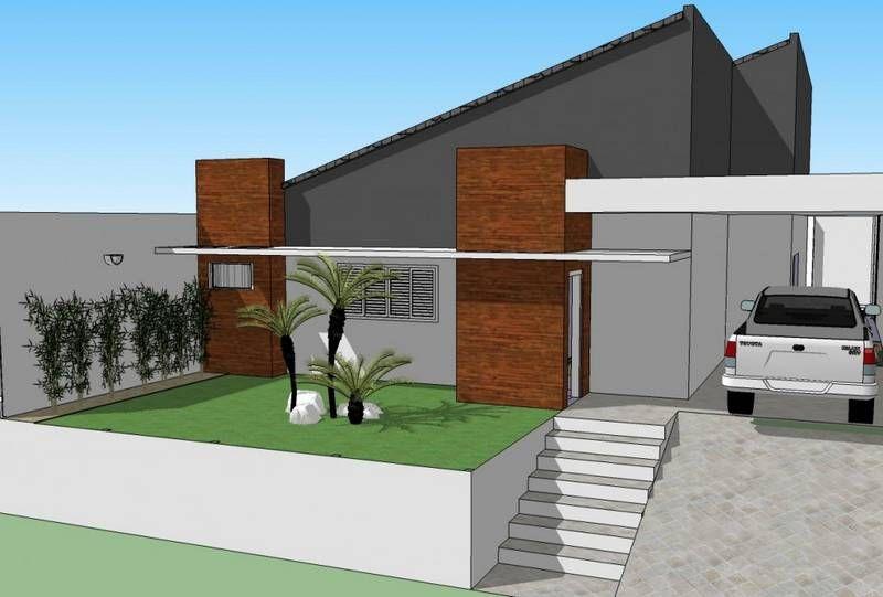 fotos de muros para frentes de casas Para Muro De Fachada Para Fachadas Muros Y Techos