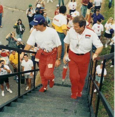 Ayrton Senna Ayrton Senna Ayrton Aryton Senna