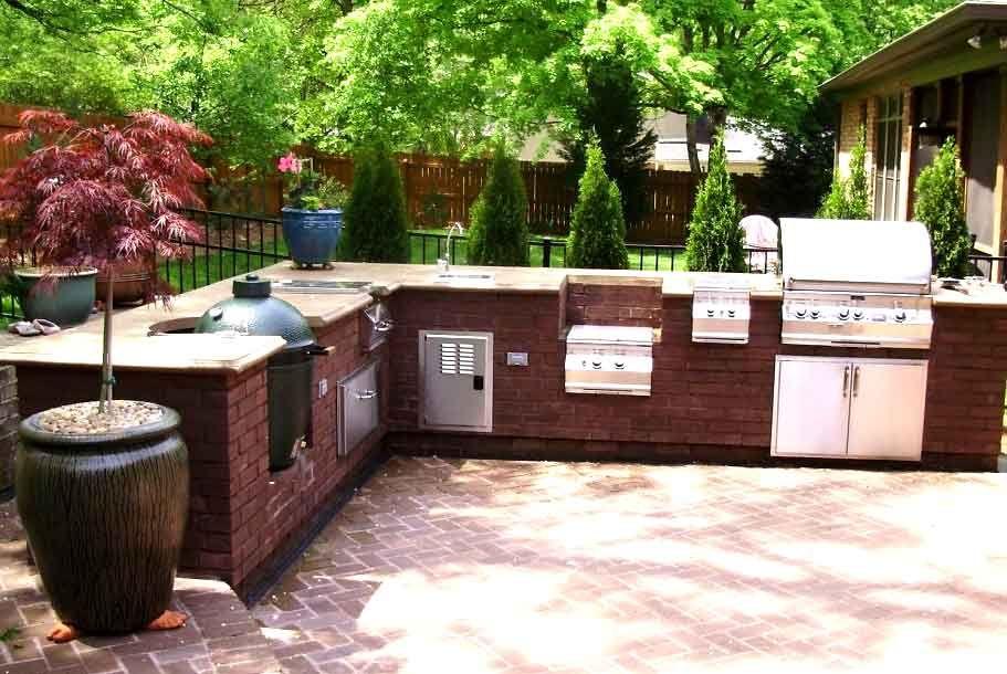 Outside Kitchen Ideas Build Outdoor Kitchen 2015 Outdoor Kitchen Plans 2015 Modular Outdoor Kitchen Decor Outdoor Kitchen Design Outdoor Kitchen Appliances