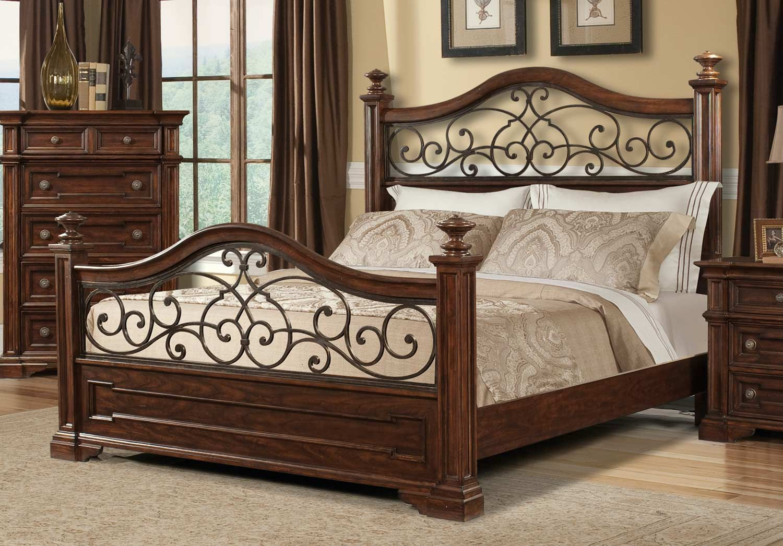 Klaussner San Marcos Bed Kl 872sanmarco Bed At Homelement Com Klaussner Furniture Bed Frame And Headboard Diy Furniture Bedroom