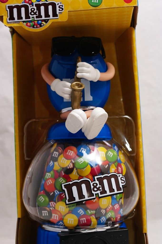 Expendedor m&m's