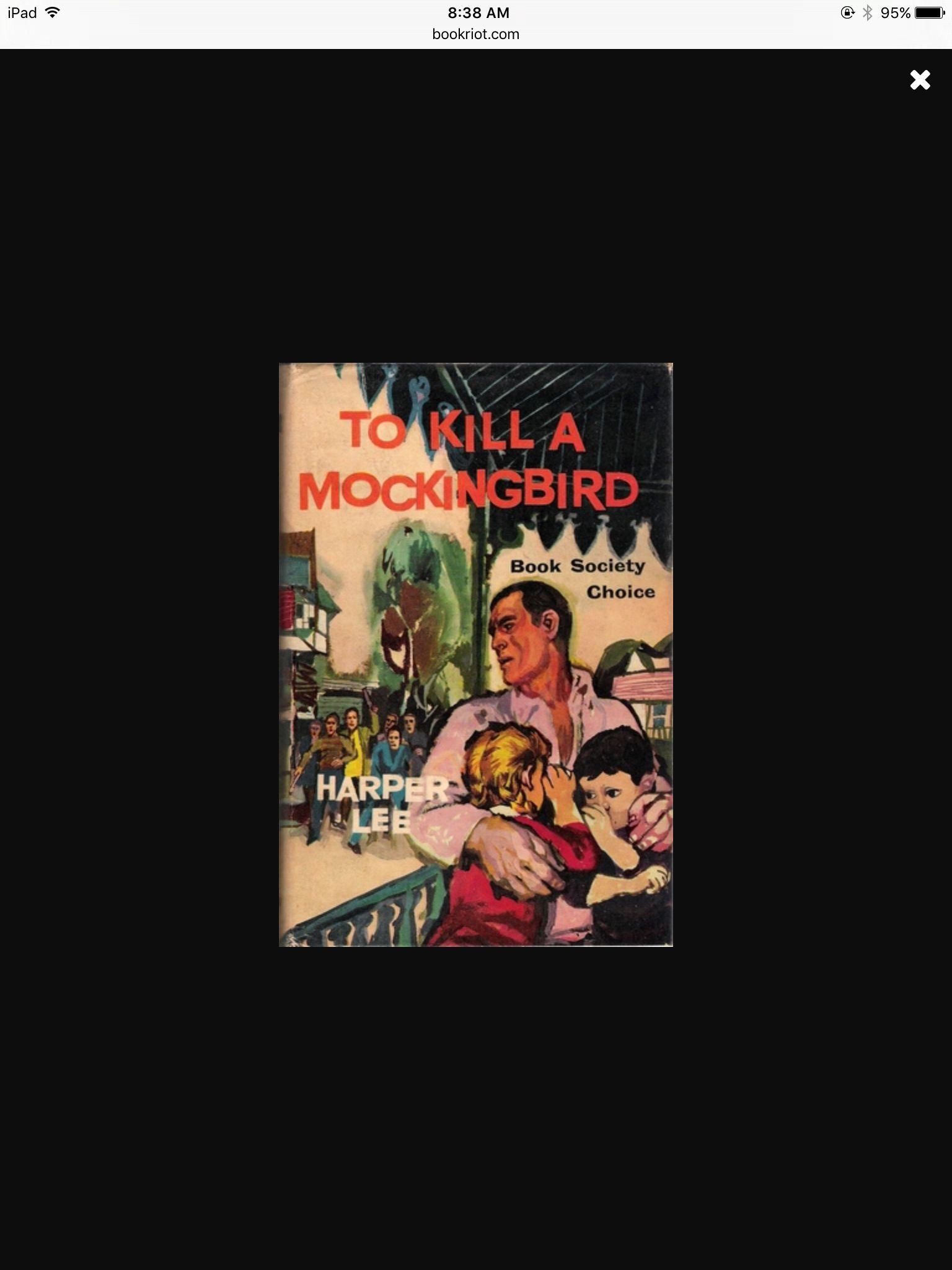 From 1960 To kill a mockingbird, Mocking birds, Society