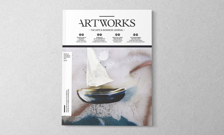 Artworks Journal 02 Editorial Design Art Direction Magazine Design Inspiration Magazine Layout Design Editorial Design