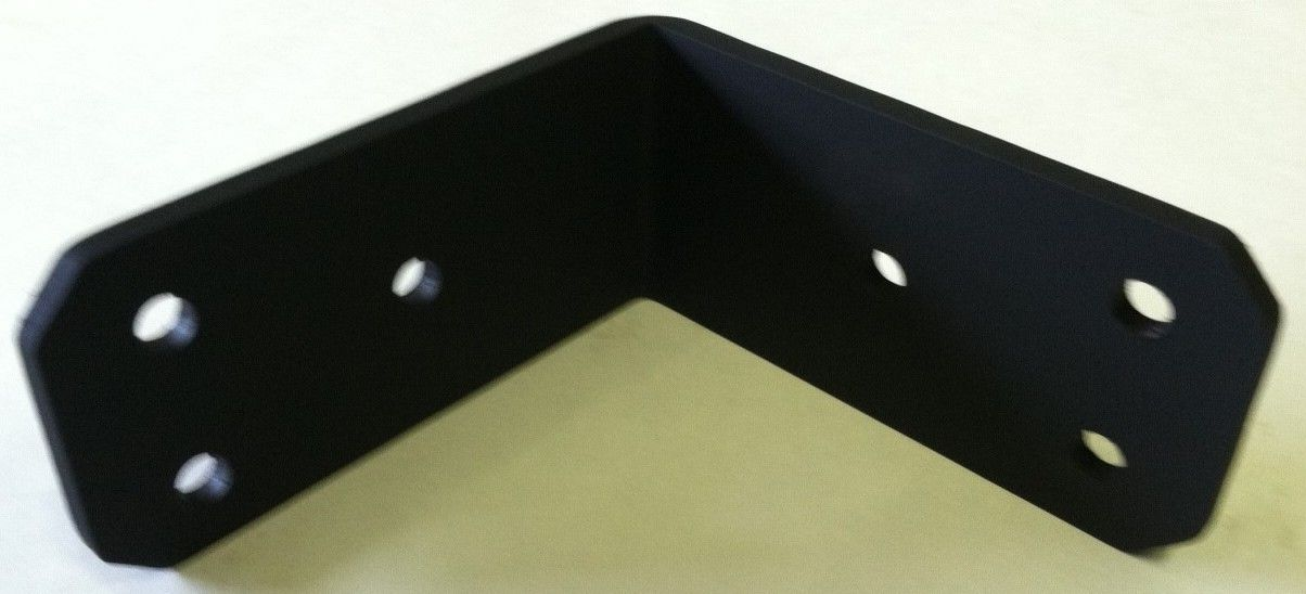 Custom Decorative Metal Brackets Wrought Iron