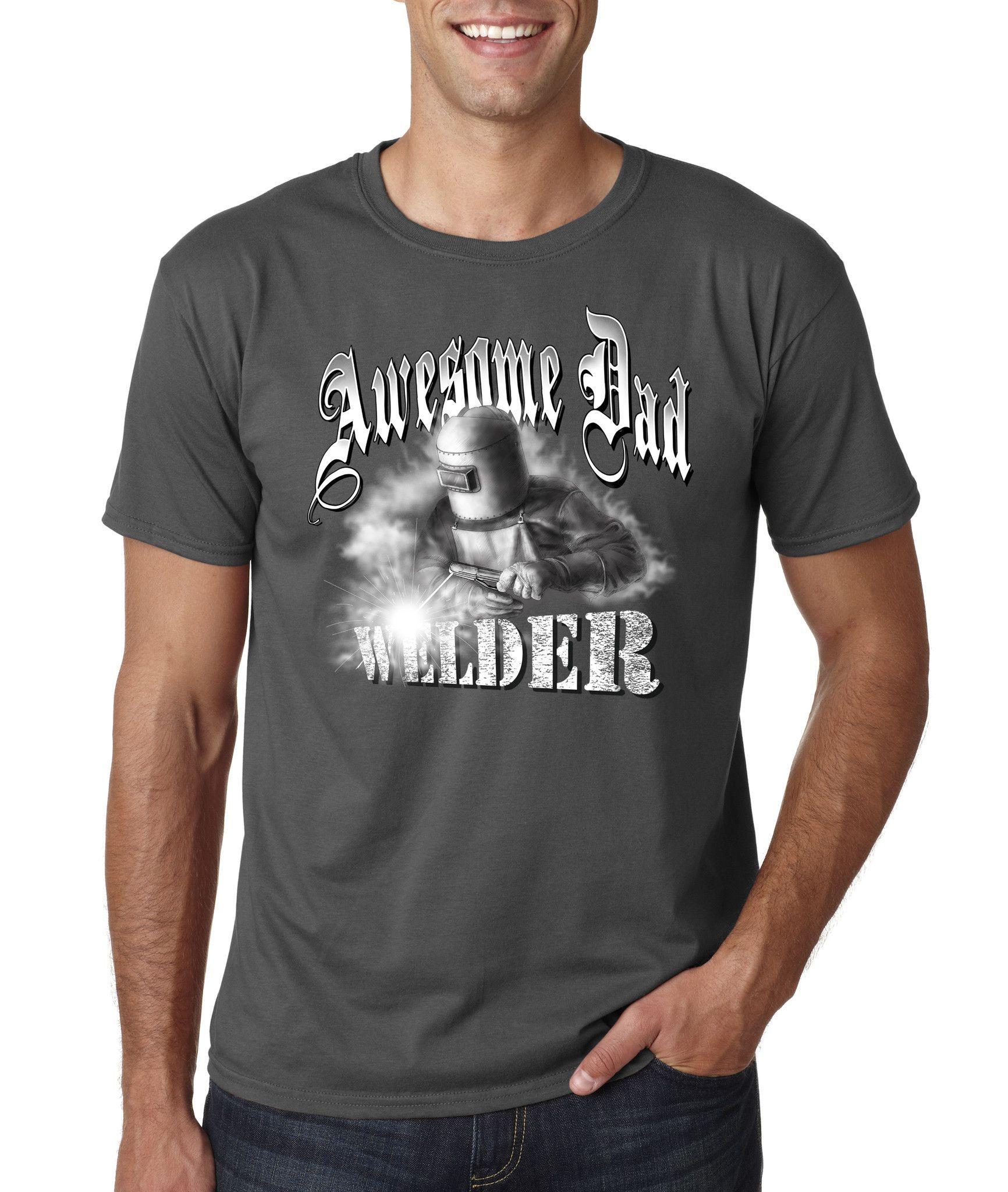 Charcoal Welder T-Shirt