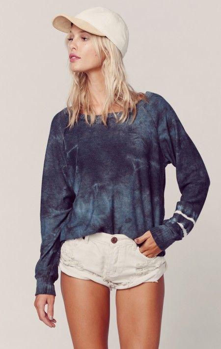 Blue Life Clothing Sweaters And Cardigans Sweatshirt