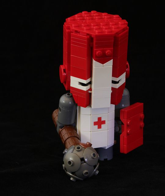Castle Crasher Red Castle Crashers Cool Lego Legos