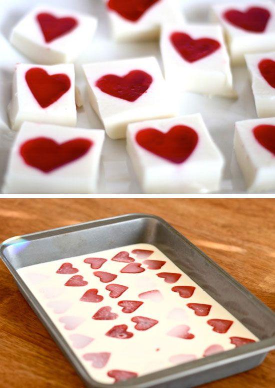 Valentines Jello Hearts Easy Valentines Desserts For Him Delicious Valentines Desse Valentine Desserts Valentines Desserts Easy Valentines Recipes Desserts