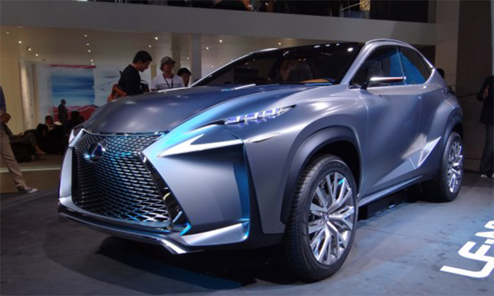 The 2020 Lexus Nx Spy Shots Redesign Release Date Price The