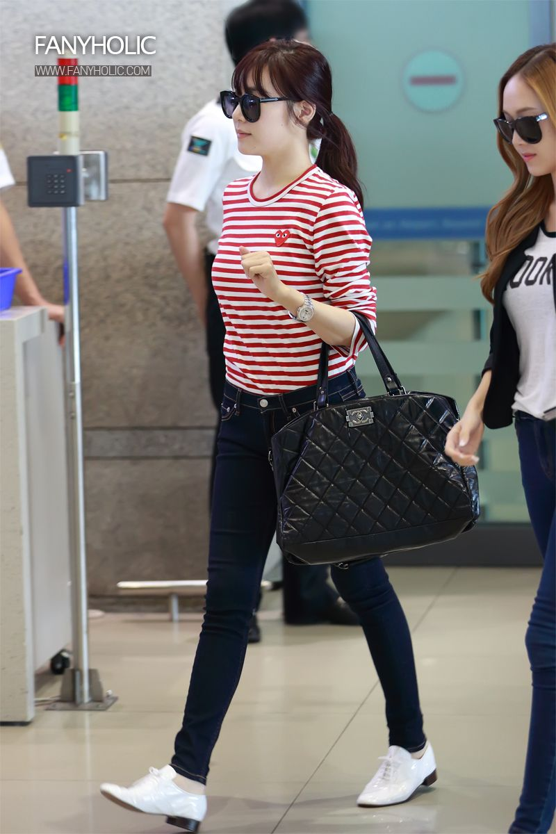 Snsd Casual Top And White Shoes Dress Down Pinterest Snsd Snsd Tiffany And Tiffany