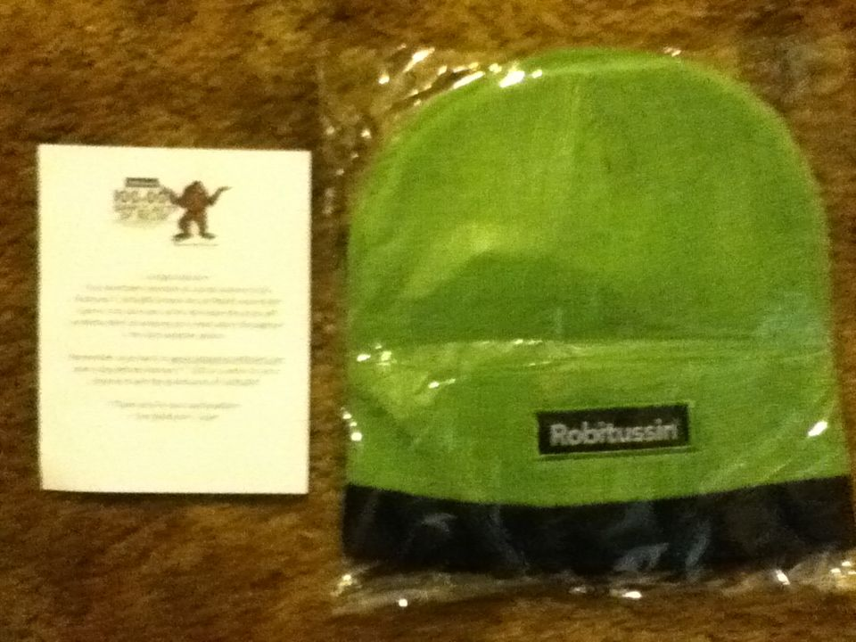 Robitussin Hat $10