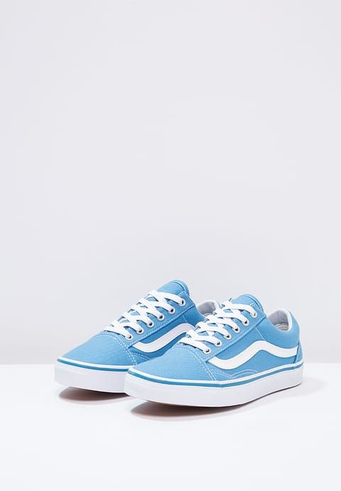 vans lichtblauw old skool