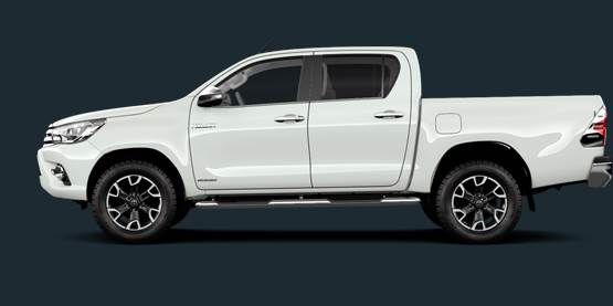 Toyota Invincible DCab Auto Commercial Lease Trade Vehicles - commercial lease