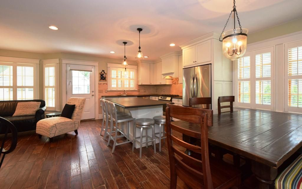 Kitchen Flooring Ideas (Pros, Cons and Cost of Each Option) | Open ...