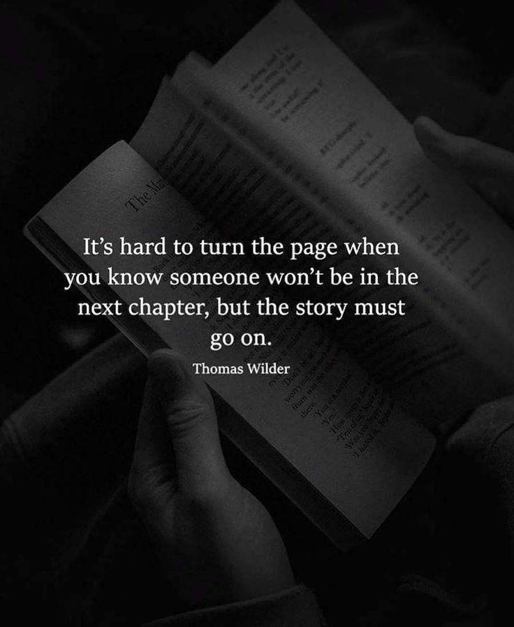 Die Geschichte muss weitergehen #geschichte #weitergehen