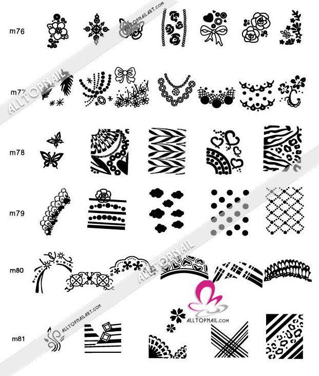 Nail Art Practice Sheets Svetik Bible Costumes Pinterest
