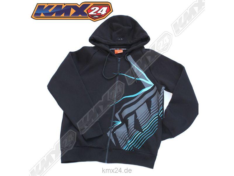 KTM Beam Zip Front Hoodie Sweatjacke