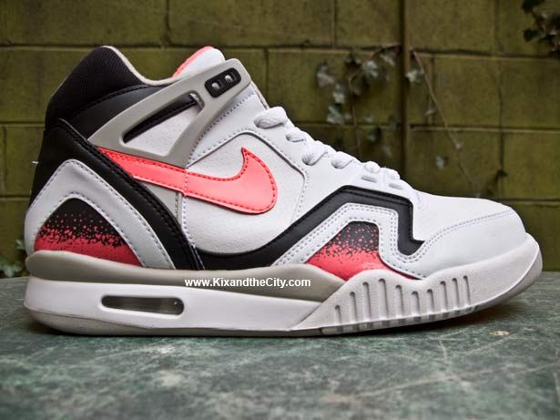 Hot Lava Andre Agassi Nike Air Tech Challenge