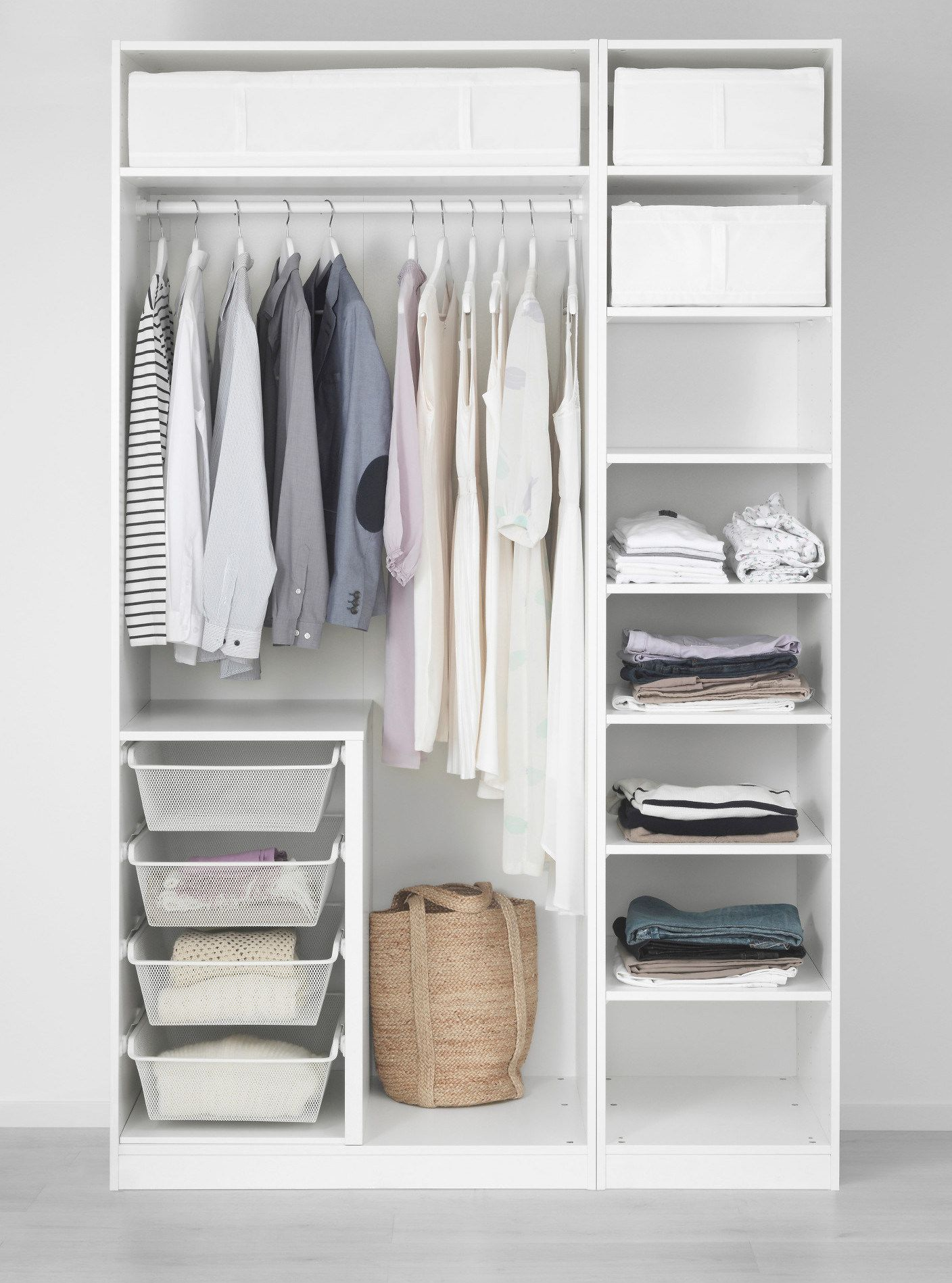10 Best Closet Systems According To Architects And Interior Designers Ikea Pax Ikea Pax Wardrobe Pax Wardrobe