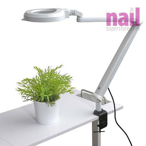 Eurostyle Manicure Table Lamp Magnifying Led Light Lasts Up To