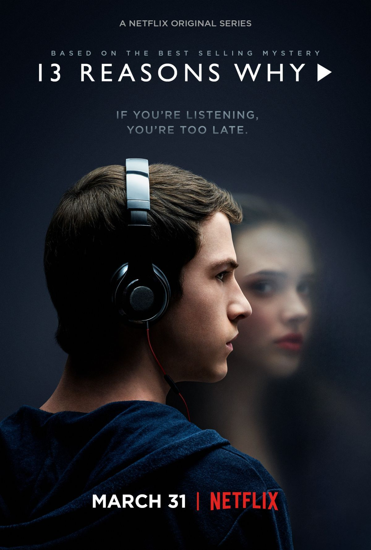 Why You Should be Watching Netflix's 'Thirteen Reasons Why
