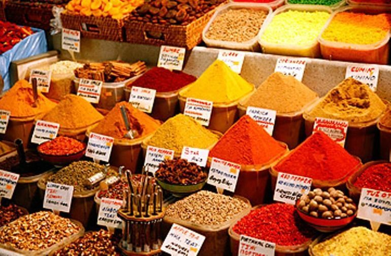 Pure Indian Spices Powder Spices Indian Spice Blends