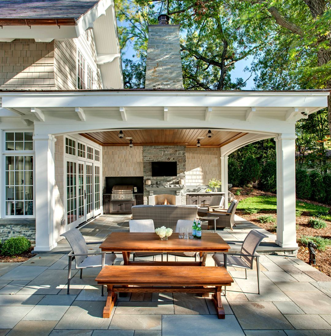 Porch House Design To Inspire Your Comfortable Home In 2020 Patio Design Patio Remodel Outdoor Patio Decor