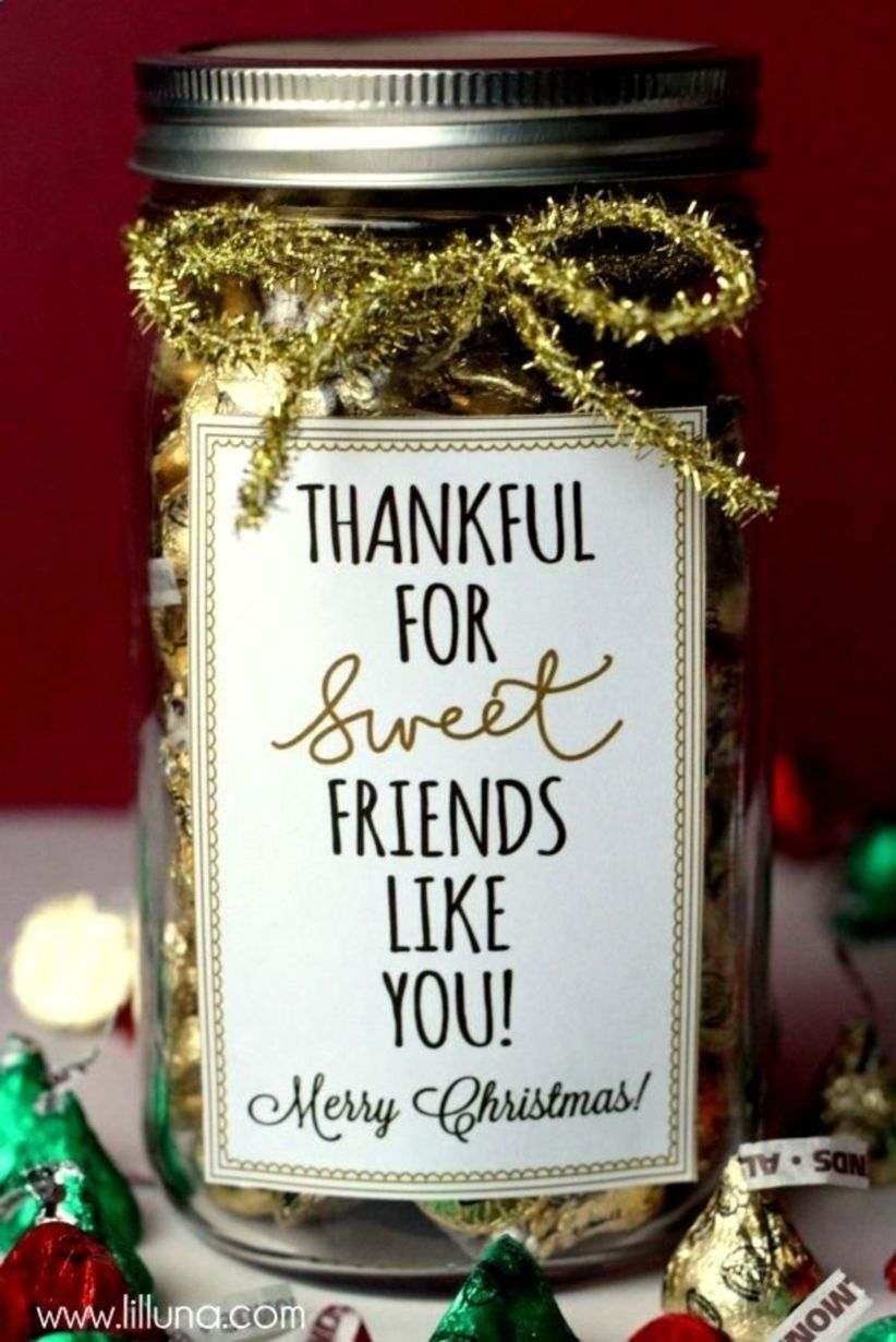 Christmas Gift For A Friend 34 Best Diy Christmas Gift Ideas For Your Best Friend Best