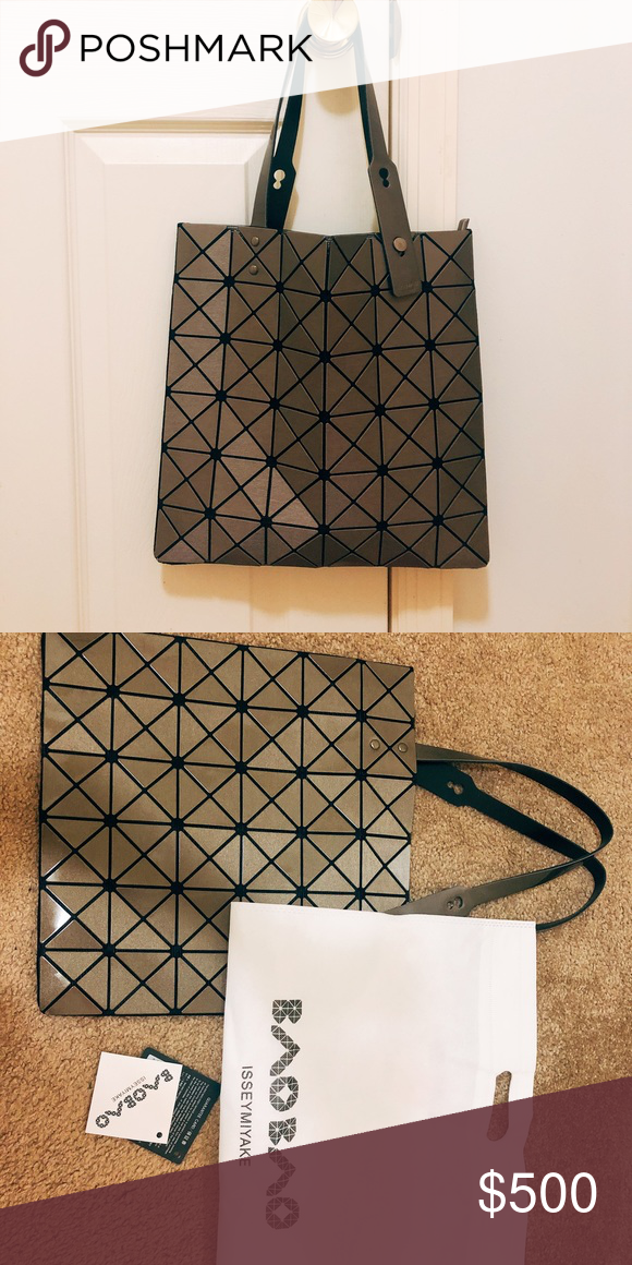 Bao Bao Issey Miyake Prism Tote Brand new Authentic Comes with dust bag and  guarantee card Saks Fifth Avenue Bags Shoulder Bags a43b2393c1