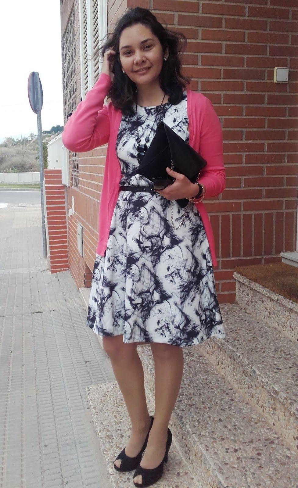Look What I'm Wearing Today!!: Vestido Zalando