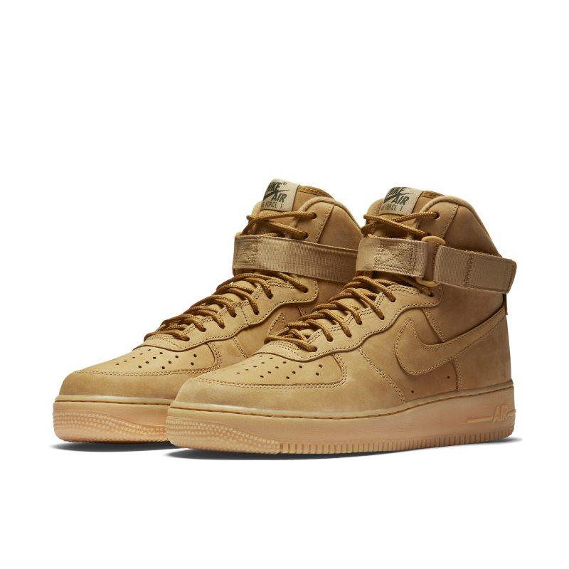 official photos b761c 3243d Nike Air Force 1 High 07 LV8 WB Men s Shoe - Gold