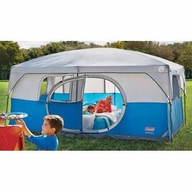I spied with my Target eye Coleman H&ton 9-person tent from the  sc 1 st  Pinterest & I spied with my Target eye: Coleman Hampton 9-person tent from ...