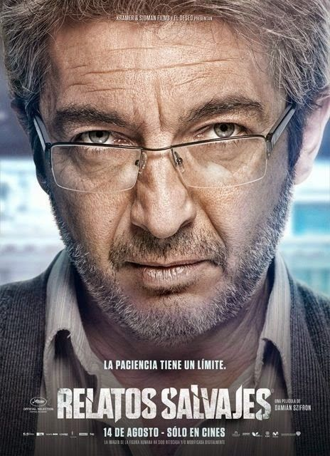Relatos Salvajes Movie Poster Con Imagenes Cine Relatos Salvajes