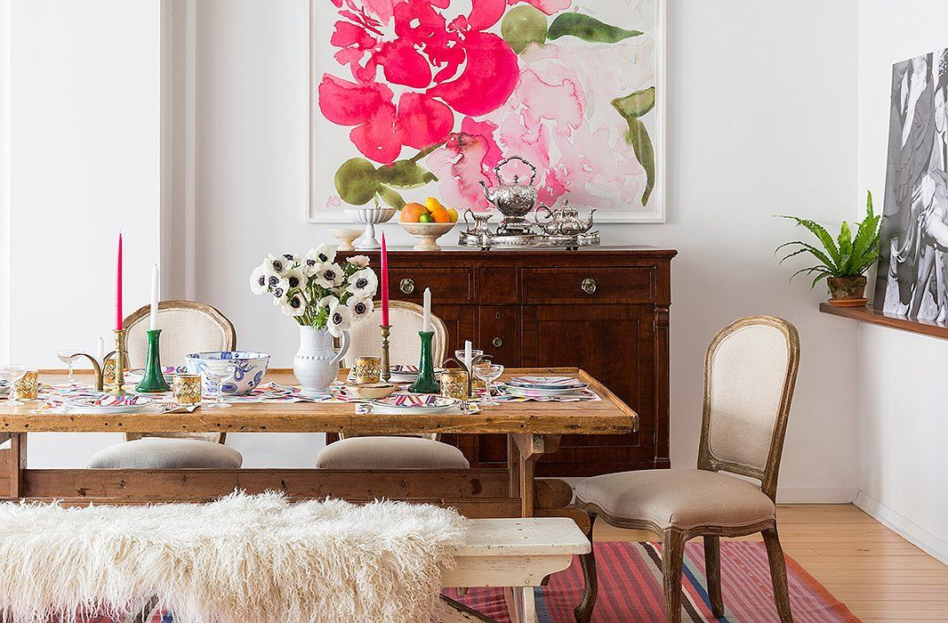 Colorful, Vibrant And Creative Home! | ZsaZsa Bellagio   Like No Other