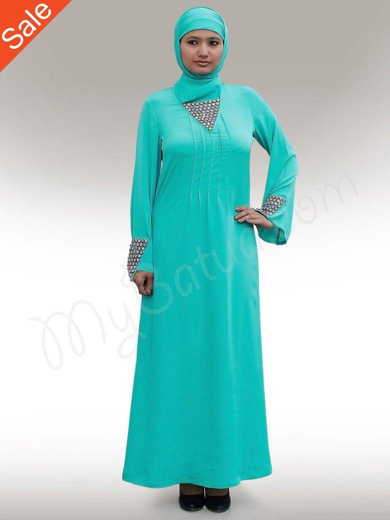 Reem Abaya - Save 50% | Abayas - MyBatua | Pinterest | Muslim dress ...