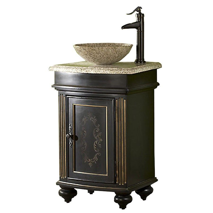 Kaco International 5300 2450 10 Bathroom Vanity Vessel Sink Vanity 24 Inch Bathroom Vanity