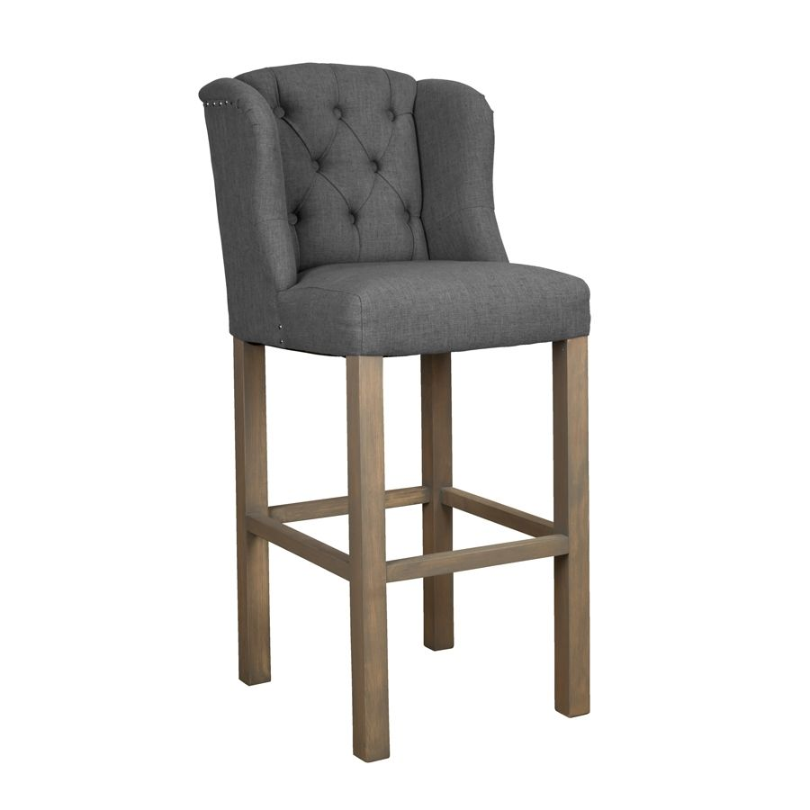 Mobilier Sejour Chaise Haute En Tissus Chaise Haute Chaise Deco Interieure
