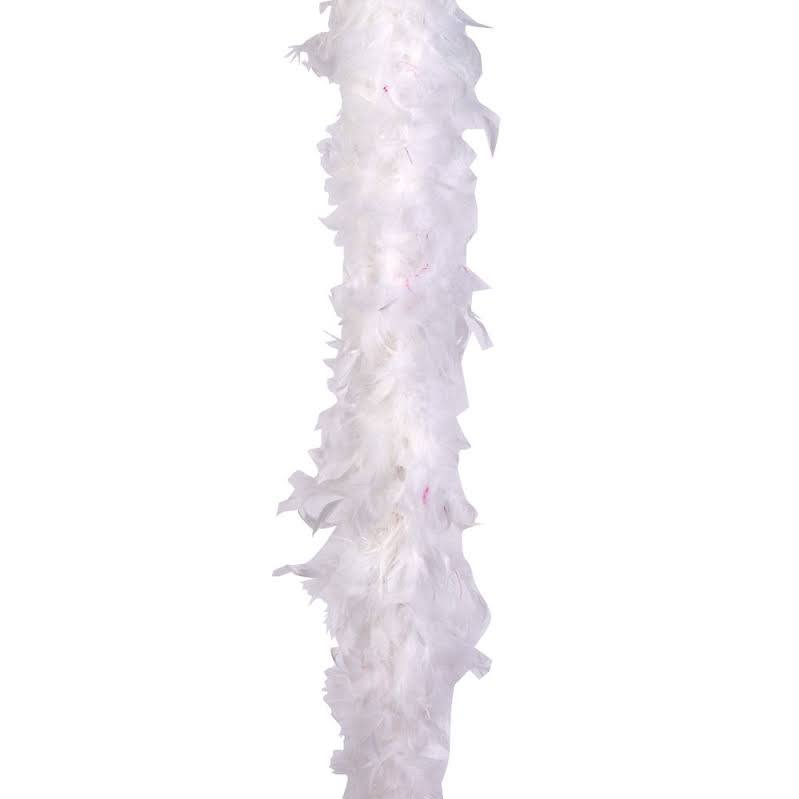 Pin By Kirsten Eisel Tenbrink On Christmas Party Ideas White Feather Boa Feather Boa Feather
