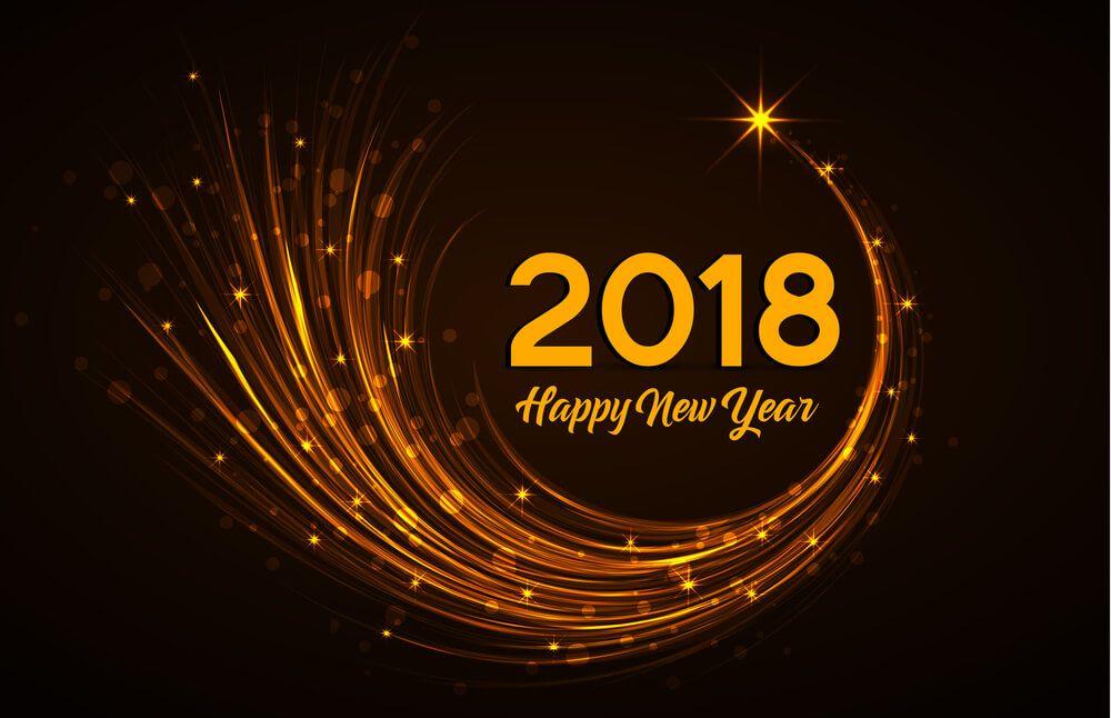 Año Nuevo 2018 Imagenes en Ingles
