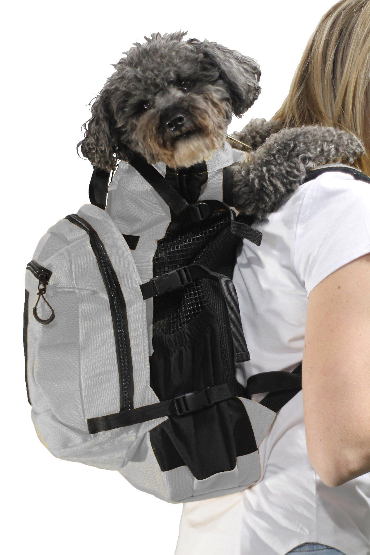 Air plus Dog carrier, Dog backpack, Bag storage