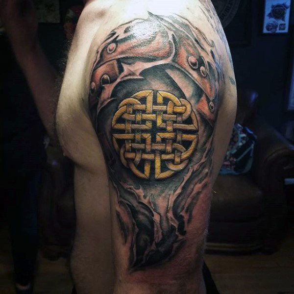 Top 100 Mind Blowing Celtic Knot Tattoos 2020 Inspiration Guide