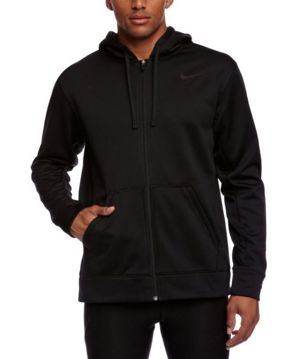 241365336563 Nike Men s Therma-Fit KO 2.0 Solid Training Full Zip Hoodie Sweatshirt  465786 2XL OR SMALL Red